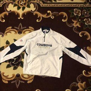 NFL Jackets   Coats - Dallas Cowboys Windbreaker bb9361b51